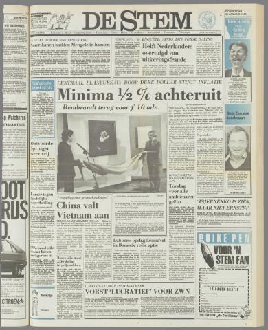 de Stem 1985-01-24