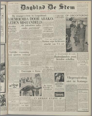 de Stem 1960-08-11