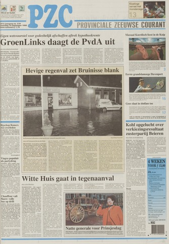 Provinciale Zeeuwse Courant 1998-09-14