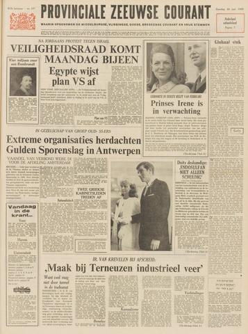 Provinciale Zeeuwse Courant 1969-06-28