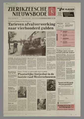 Zierikzeesche Nieuwsbode 1996-12-10