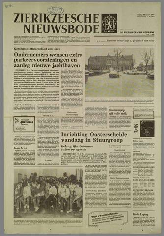 Zierikzeesche Nieuwsbode 1981-03-13