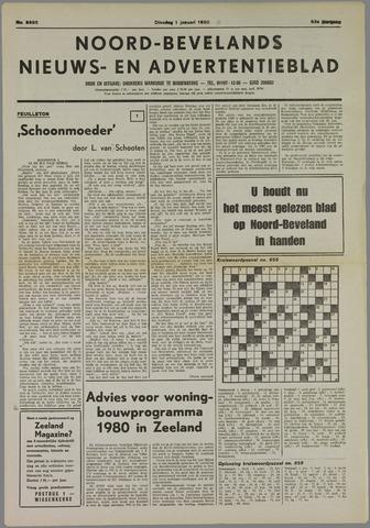 Noord-Bevelands Nieuws- en advertentieblad 1980