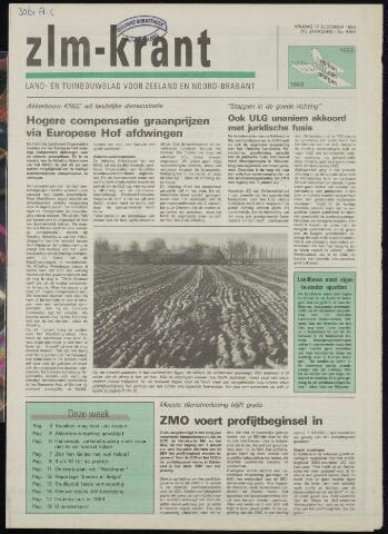 Zeeuwsch landbouwblad ... ZLM land- en tuinbouwblad 1993-12-17