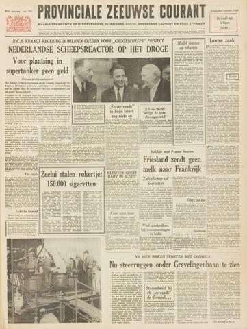Provinciale Zeeuwse Courant 1964-10-01