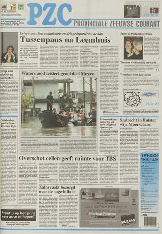 Provinciale Zeeuwse Courant 1999-10-07