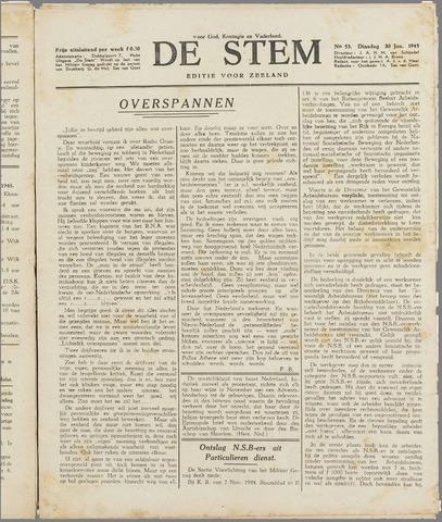 de Stem 1945-01-30