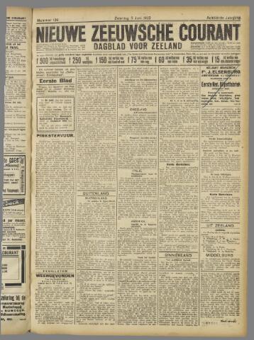 Nieuwe Zeeuwsche Courant 1922-06-03