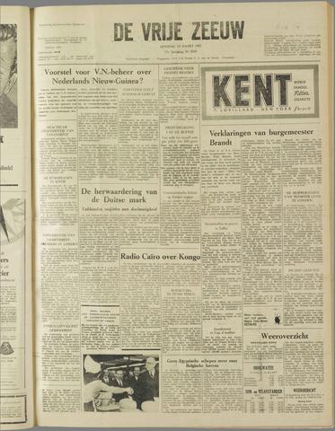 de Vrije Zeeuw 1961-03-14