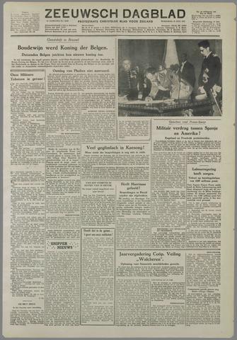Zeeuwsch Dagblad 1951-07-18