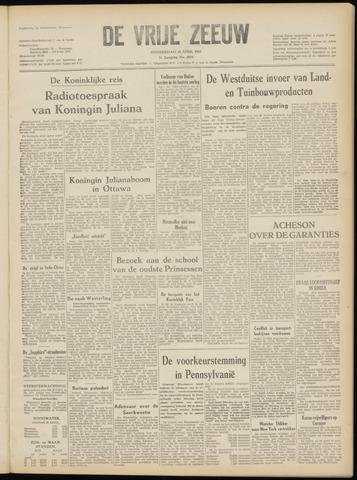 de Vrije Zeeuw 1952-04-24