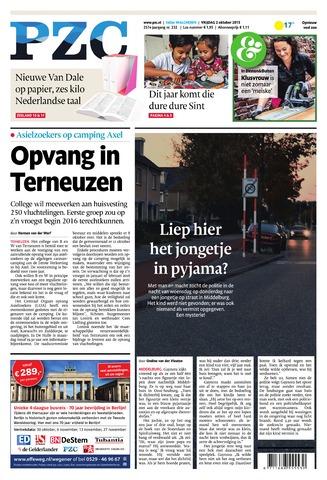 Provinciale Zeeuwse Courant 2015-10-02