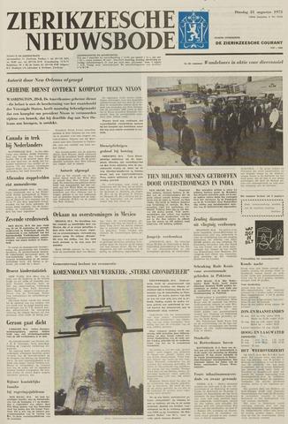 Zierikzeesche Nieuwsbode 1973-08-21