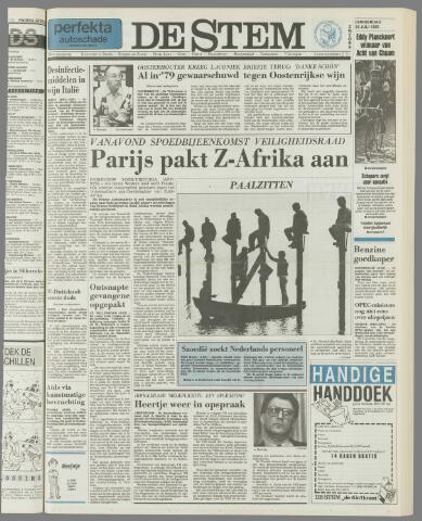de Stem 1985-07-25