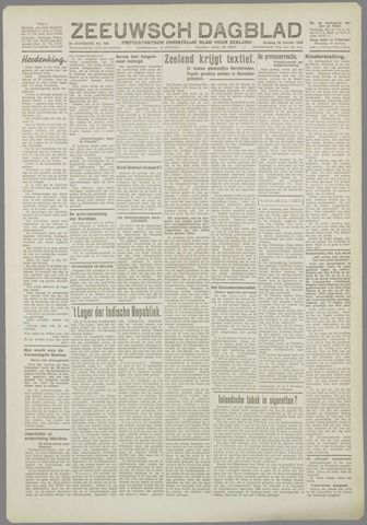 Zeeuwsch Dagblad 1946-10-29