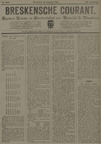 Breskensche Courant 1915-01-13