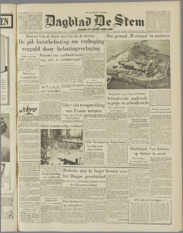 de Stem 1954-11-11