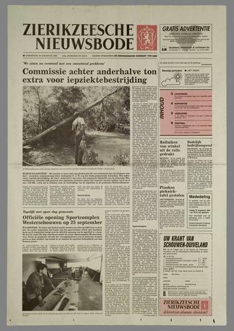 Zierikzeesche Nieuwsbode 1993-08-26