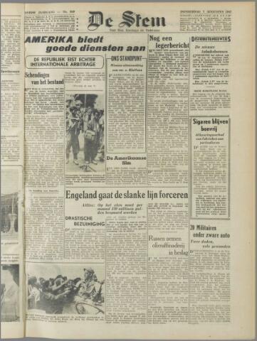 de Stem 1947-08-07