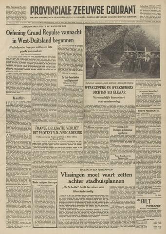 Provinciale Zeeuwse Courant 1953-09-19