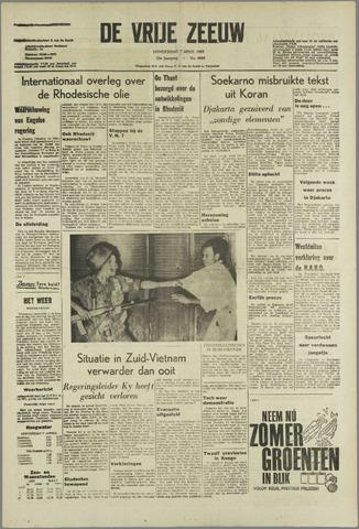 de Vrije Zeeuw 1966-04-07