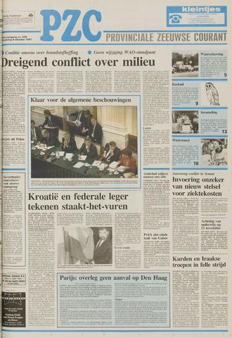 Provinciale Zeeuwse Courant 1991-10-09