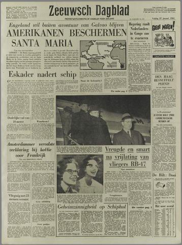 Zeeuwsch Dagblad 1961-01-27