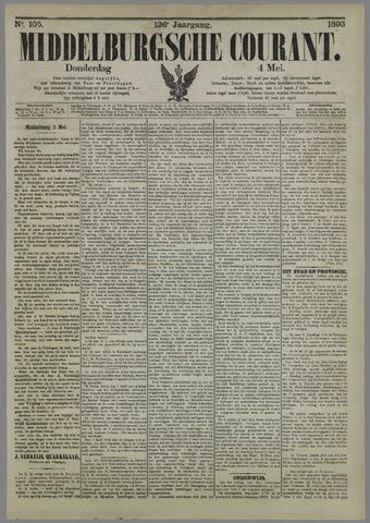 Middelburgsche Courant 1893-05-04