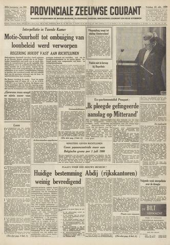 Provinciale Zeeuwse Courant 1959-10-23