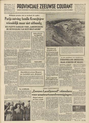 Provinciale Zeeuwse Courant 1960-03-24