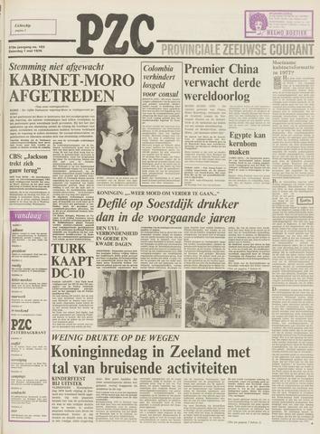 Provinciale Zeeuwse Courant 1976-05-01