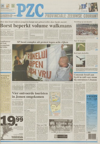 Provinciale Zeeuwse Courant 1998-12-30