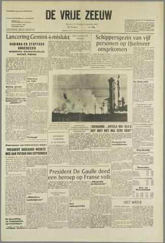 de Vrije Zeeuw 1965-12-13