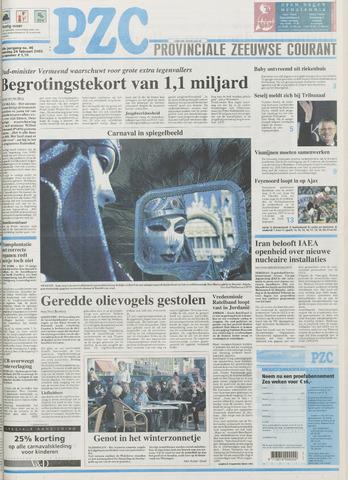 Provinciale Zeeuwse Courant 2003-02-24
