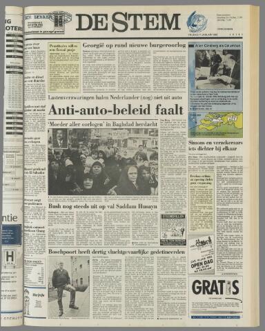 de Stem 1992-01-17