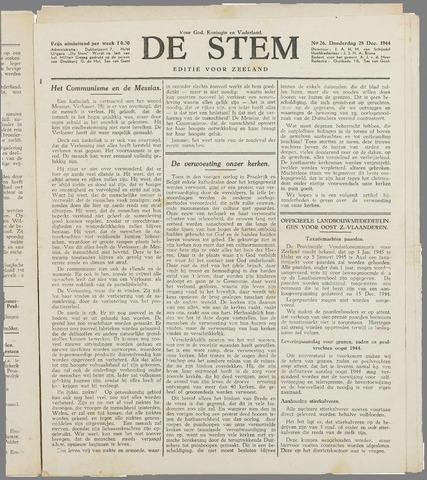 de Stem 1944-12-28