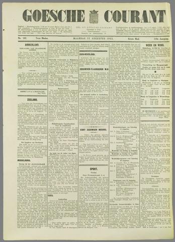 Goessche Courant 1932-08-15