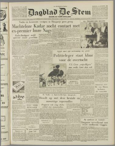 de Stem 1956-11-12