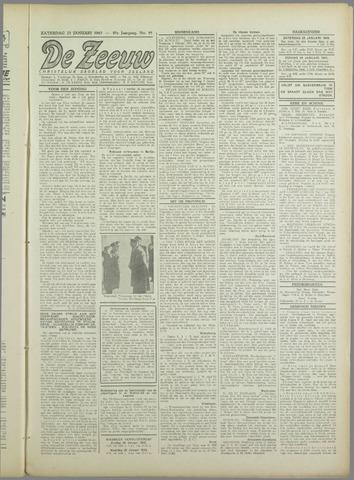 De Zeeuw. Christelijk-historisch nieuwsblad voor Zeeland 1943-01-23