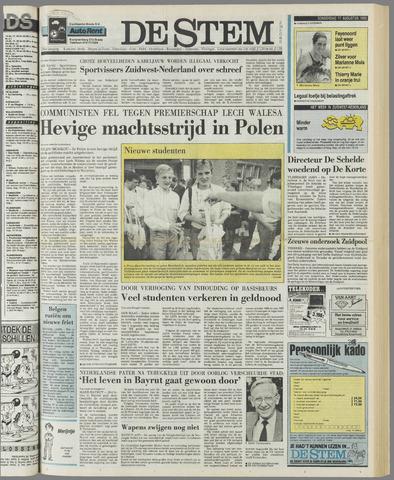 de Stem 1989-08-17