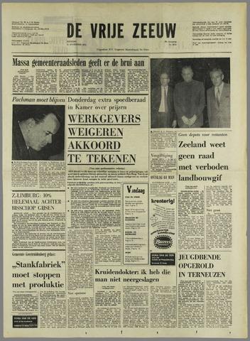 de Vrije Zeeuw 1972-11-21