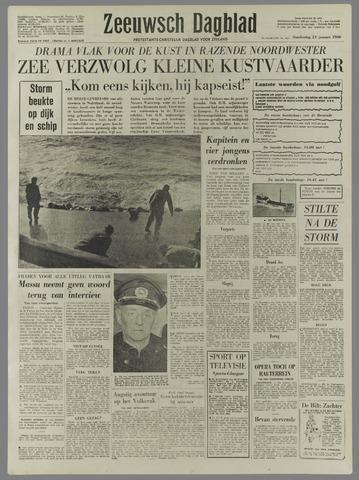 Zeeuwsch Dagblad 1960-01-21