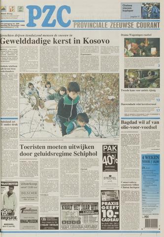 Provinciale Zeeuwse Courant 1998-12-28