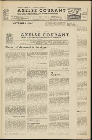 Axelsche Courant 1953-10-14