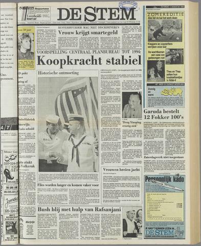 de Stem 1989-08-05