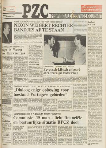 Provinciale Zeeuwse Courant 1973-08-30
