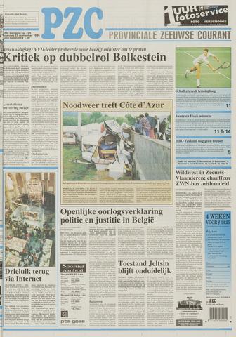 Provinciale Zeeuwse Courant 1996-09-23