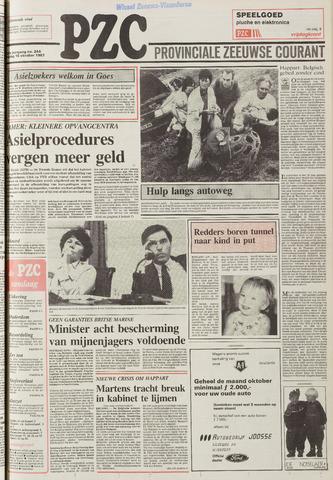 Provinciale Zeeuwse Courant 1987-10-16