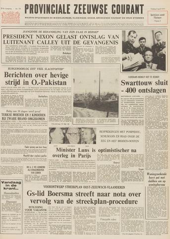 Provinciale Zeeuwse Courant 1971-04-02