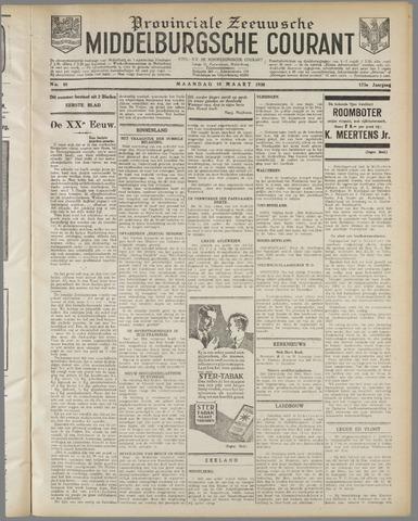 Middelburgsche Courant 1930-03-10